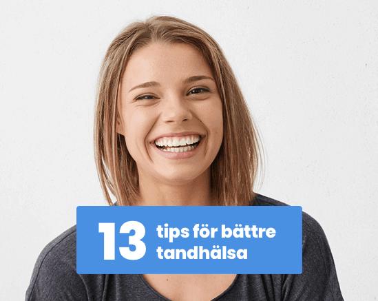 Bättre tandhälsa och munhygien